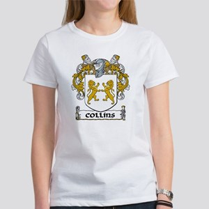 Collins Coat of Arms Women's T-Shirt