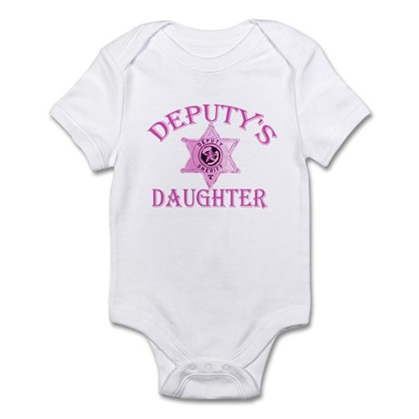 Deputy's Daughter Infant Bodysuit