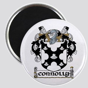 "Connolly Coat of Arms 2.25"" Magnet (10 pack)"