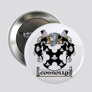 """Connolly Coat of Arms 2.25"""" Button (10 pack)"""