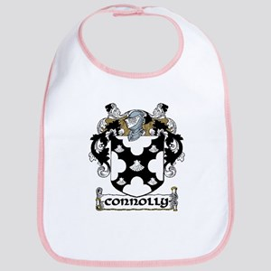Connolly Coat of Arms Bib
