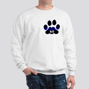 K9 Thin Blue Sweatshirt