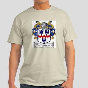 McCormack Coat of Arms Light T-Shirt