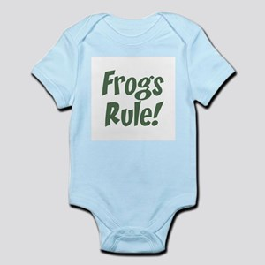 frogs rule! Infant Creeper