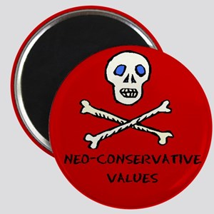 Neo-Conservative Values Magnet
