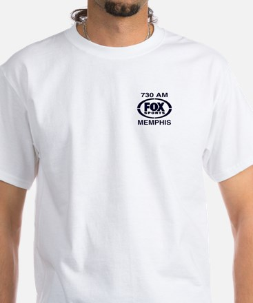 730 Fox Sports White T-Shirt