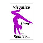 Gymnastics Poster - Visualize