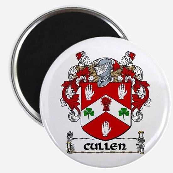 "Cullen Coat of Arms 2.25"" Magnet (10 pack)"
