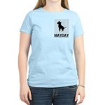 Mayday Pit Bull Rescue & Advo Women's Light T-