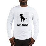 Mayday Pit Bull Rescue & Advo Long Sleeve T-Shirt
