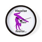 Gymnastics Clock - Visualize
