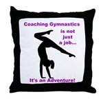 Gymnastics Pillow - Coach