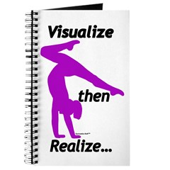 Gymnastics Journal - Visualize
