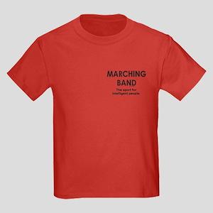 Marching Band Kids Dark T-Shirt