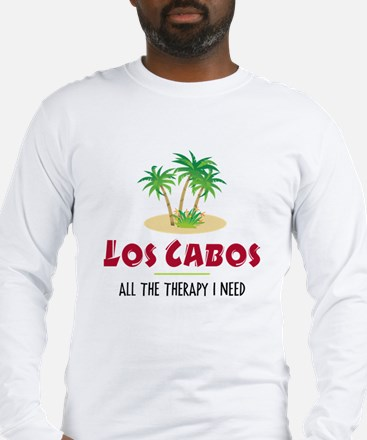 Los Cabos Therapy - Long Sleeve T-Shirt