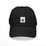 SOUCY Family Crest Black Cap