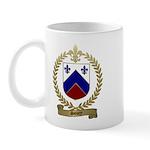 SOUCY Family Crest Mug
