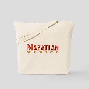 Mazatlan Mexico - Tote or Beach Bag