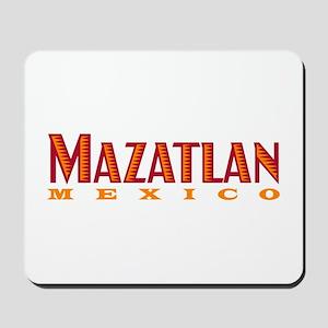 Mazatlan Mexico - Mousepad
