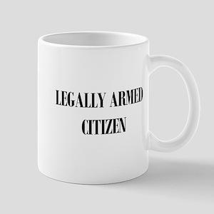 Legally Armed Mug