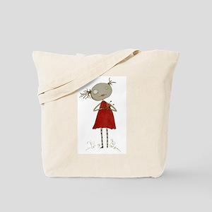 Voodoo Girl Tote Bag(Printed front&back)