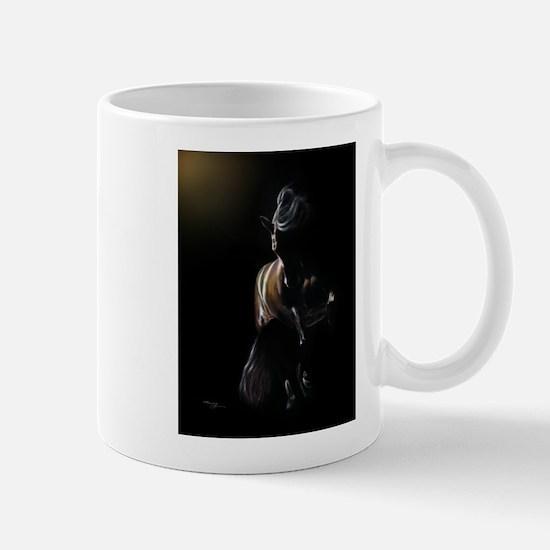 Shadow Play - Andalusian Mug