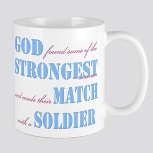 Strongest Women Mug