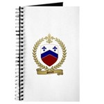 SOUCIE Family Crest Journal