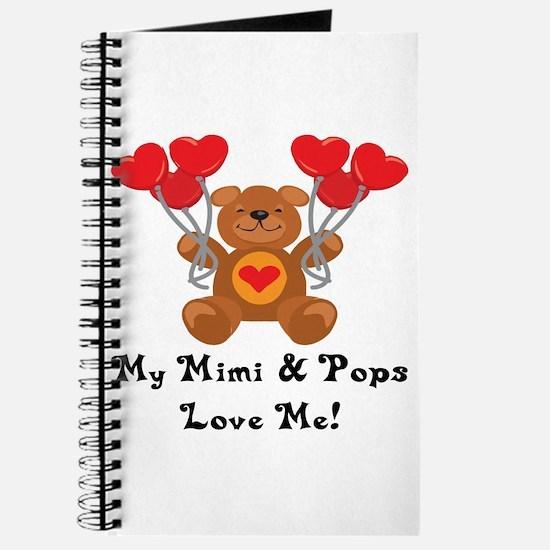 Mimi & Pops Love Me Journal
