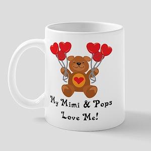 Mimi & Pops Love Me Mug