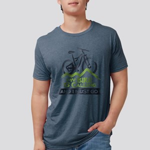 My Bike is Calling Women's T-Shirt