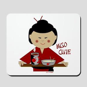 Miso Cute Mousepad