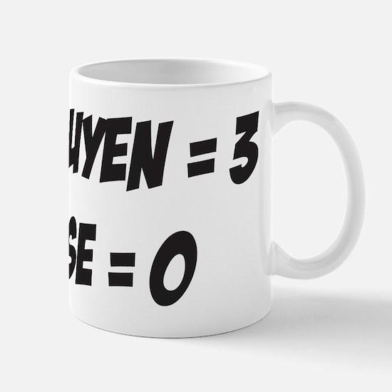 Nguyen or Lose Mug