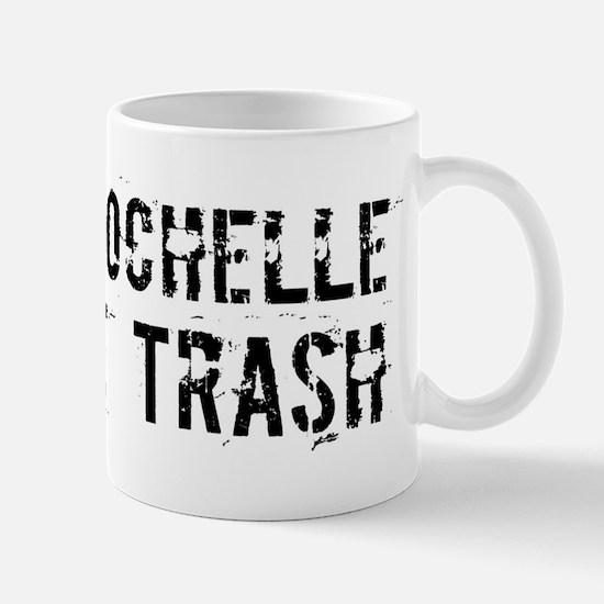 New Rochelle White Trash Mug