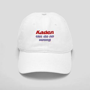 Kaden Can Do No Wrong Cap