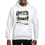 Andrieu Family Crest Hooded Sweatshirt