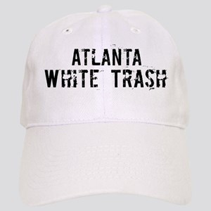Atlanta White Trash Cap