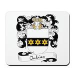 Andrieu Family Crest Mousepad