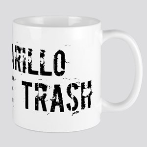Amarillo White Trash Mug