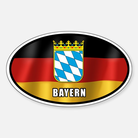Bayern coat of arms (white letters)