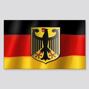 Germany coat of arms sticker (light gradients)