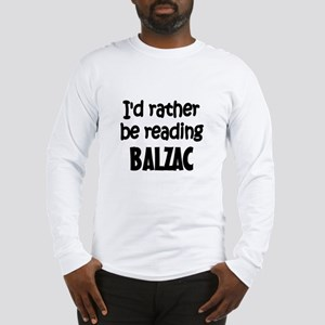Balzac Long Sleeve T-Shirt