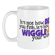 Wiggle your worm Mug