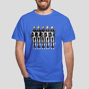 robotsymmetry Dark T-Shirt