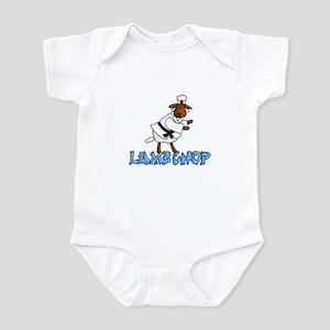 lamb chop Infant Bodysuit