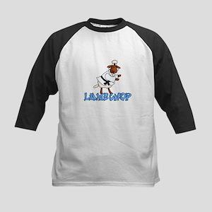 lamb chop Kids Baseball Jersey