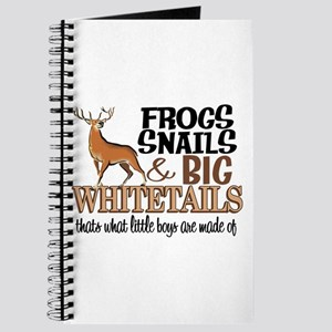 Big Whitetails - Little Boys Are Made Of Journal