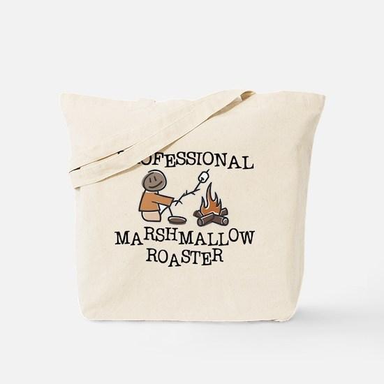 Professional Marshmallow Roaster Tote Bag