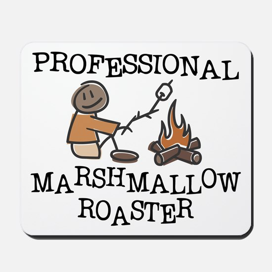 Professional Marshmallow Roaster Mousepad