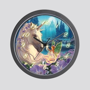 Journey of Friendship Wall Clock